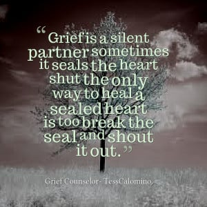 More Quotes Pictures Under: Grief Quotes