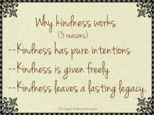 Quotes About Kindness to Others Quotes About Kindness to