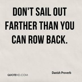 More Danish Proverb Quotes