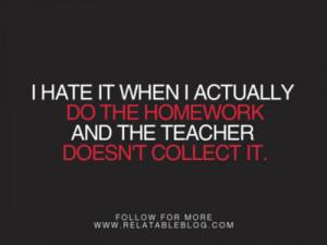 homework, relatable, school