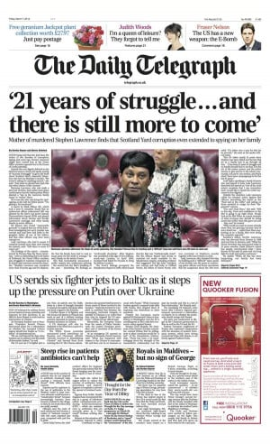 the daily telegraph after daily telegraph hack laura daily telegraph ...