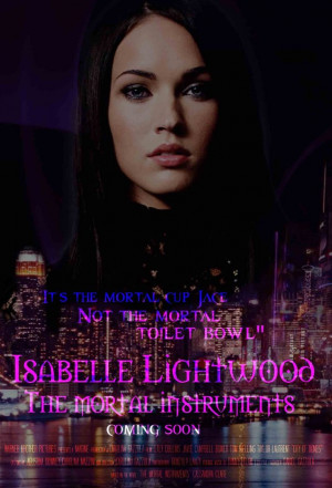 Isabelle Lightwood Possible