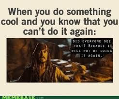 favorite pirates of the caribbean quote. I use it all the time... And ...