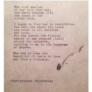 The Universe and Her, and I poem #182 written by Christopher ...