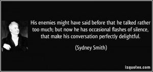 Funny Quotes About Enemies