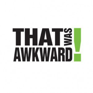 awkward, moment, quotes, that