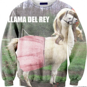 funny sweaters lana del rey lamar funny quote shirt sweater animal