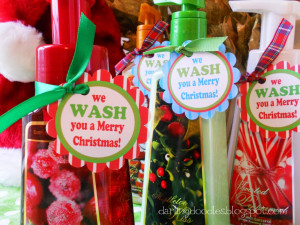 Hand Soap with these free printable Tags ! Download them ...