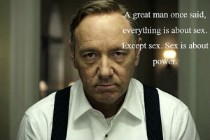 25 Great Quotes From House of Cards