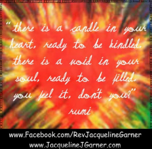Quote Garden- Rumi Quotes. Get more inspirational quotes & meditations ...