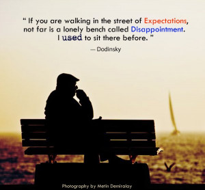 Expectations and Disappointment