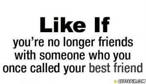 no longer friends quotes tumblr