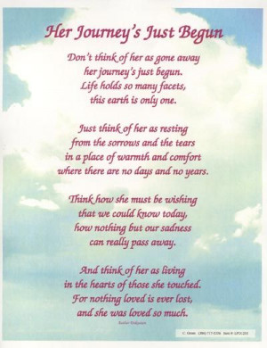 Begun. Rest In Peace Aunt Connie: Rest In Peace Quotes Aunts, Rest ...