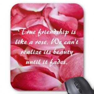 Friendship Quote True Like...