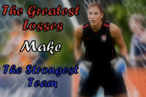Hope Solo Quotes Tagged: hope solo, quotes,