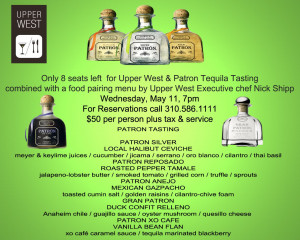 Patron Tequila Tastin... )