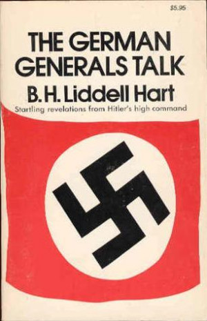 "Start by marking ""The German Generals Talk"" as Want to Read:"
