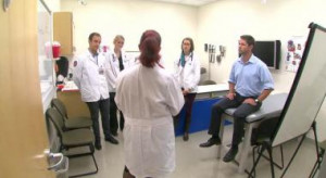 Physician Assistant Studies Students Ready for Ebola