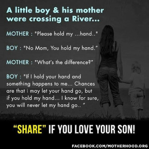My son is my world!!
