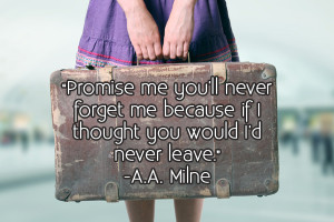 10 Quotes About Saying Goodbye