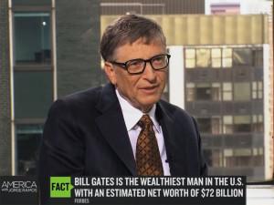 The World According Bill Gates