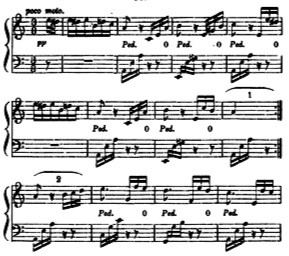Download the score of Beethoven's Für Elise