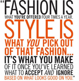 style quote from Lauren Hutton