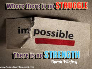 motivational quotes by Oprah Winfrey on strength