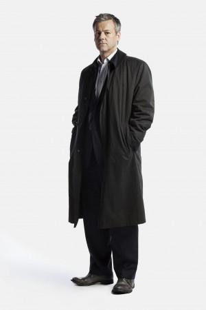 Promotional photo of Rupert Graves for Sherlock