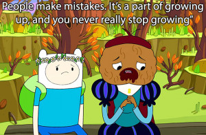 Adventure Time Quotes Jul More