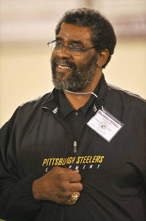 Joe Greene Retires From Pittsburgh Steelers Personnel Department