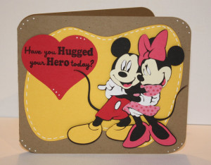 Displaying 17> Images For - Cute Mickey And Minnie Quotes...