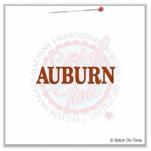 Cute Auburn Sayings