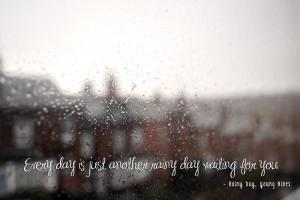 Sad Rain Quotes Rainy day , rainy quotations