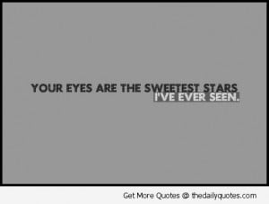 falling-in-love-quotes-your-eyes-sweetest-star-beautiful-quote-pics ...