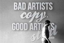 Art Quotes / by UW Stout Art Education