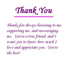 Thank You Quotes (4)