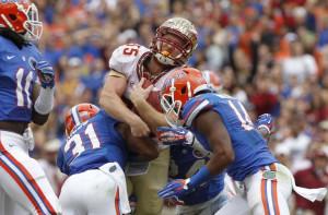 Florida Gators vs. Florida State Seminoles: Kickoff Time, Live Stream ...