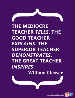 Written by Elle Yi) Great teachers have the ability to motivate ...