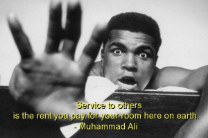 Muhammad ali quotes sayings famous funny nice boxer