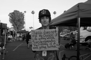 Oliver Scott Sykes. The story behind this photo is nothing crazy but I ...
