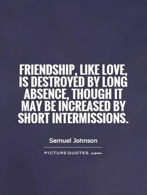 Long Lost Love Sayings