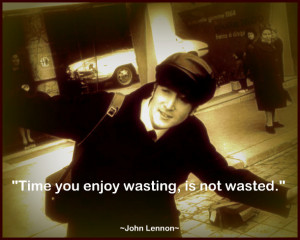 The Beatles john lennon quote
