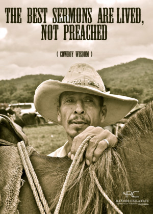 Cowboy Quotes About Life: Quotes About Cowboys, Horses, Ranchin' And ...