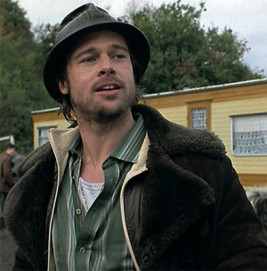 Snatch - Brad Pitt - Mickey O'Neil - Irish Traveller