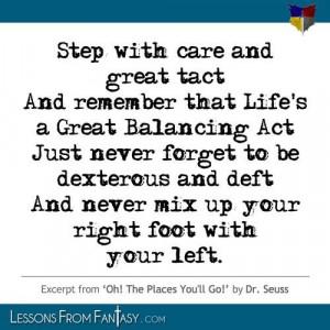 Pro Life Quotes dr Seuss dr Seuss Quotes About Life