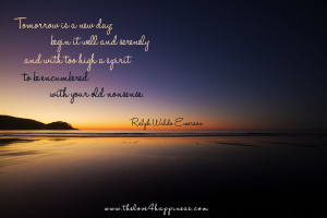 today is a brand new day quote