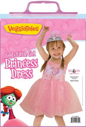 God's Little Girl Princess Dress