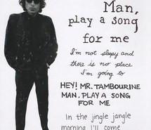 black and white, bob dylan, hero, i love him, legend, music, quote, mr ...