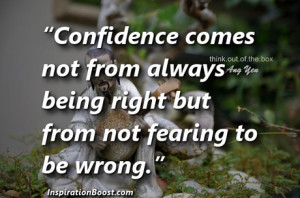 here are some great quotes sports confidence quotes